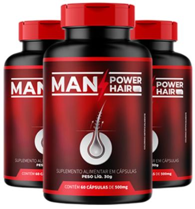 man power hair remedio para calvicie