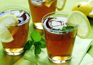 chá melissa