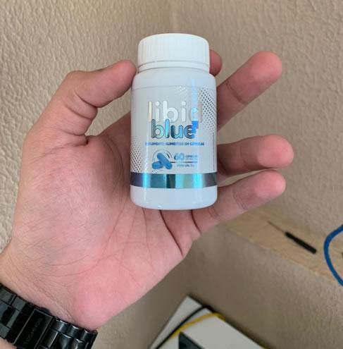 comprar libid blue